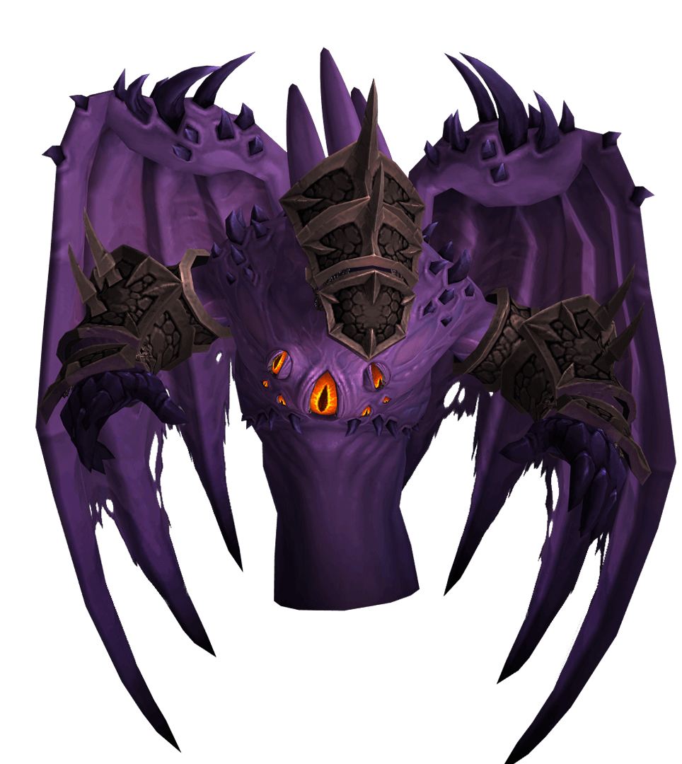 Il'gynoth, Corruption Reborn's avatar