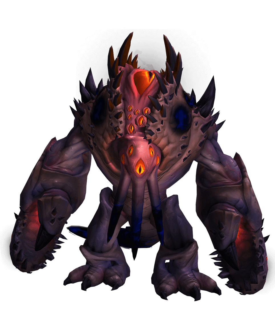 Carapace of N'Zoth's avatar