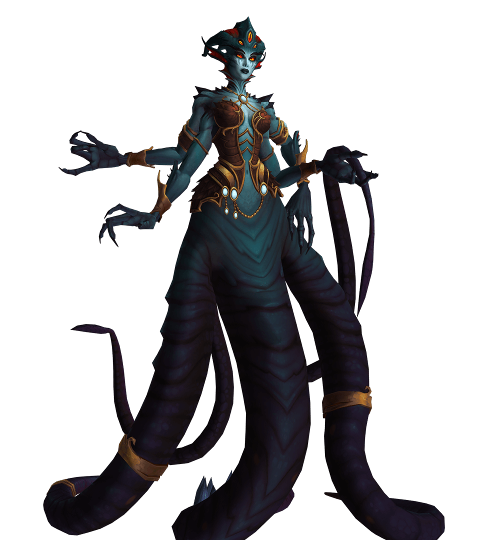 Queen Azshara's avatar